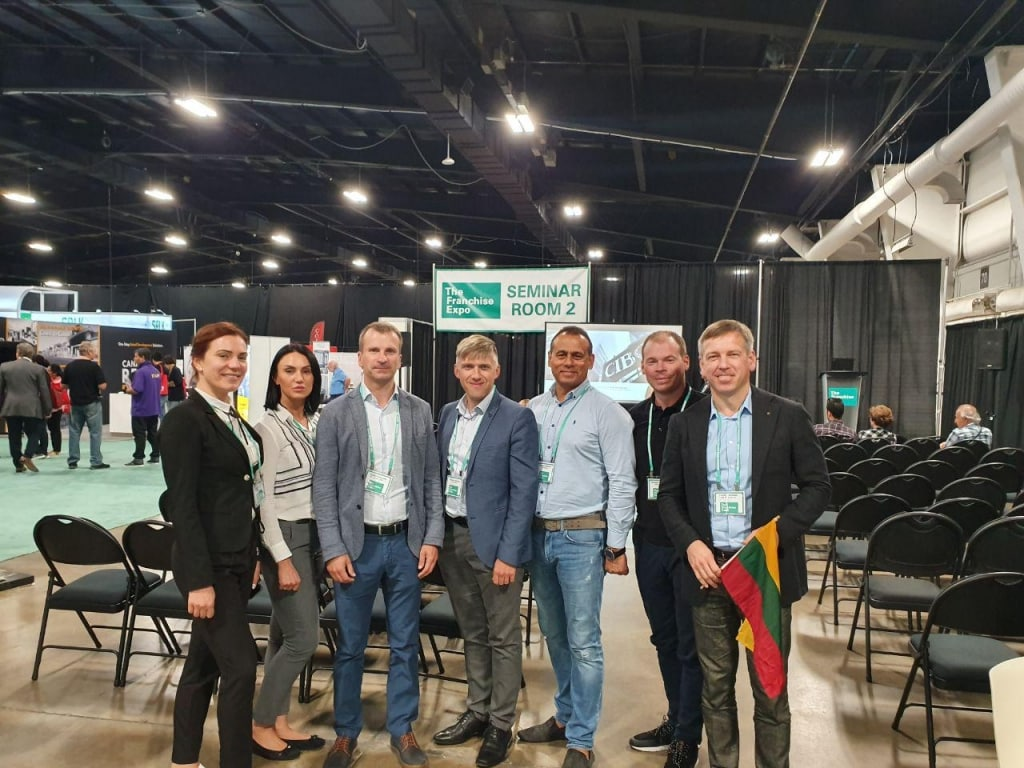 Участие в мировых выставках бизнеса 2019